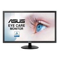 ASUS VP228DE Eye Care монитор 21,5 Дюймов, Full HD, мерцания, синий свет фильтр, С антибликовым покрытием
