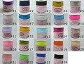 Дополнительно 24 Цветов 80 Двор Китайский Узел Макраме Rattail/Сатин Нейлоновый Шнур 1.0 мм (U Должны Выбрать Цвет)