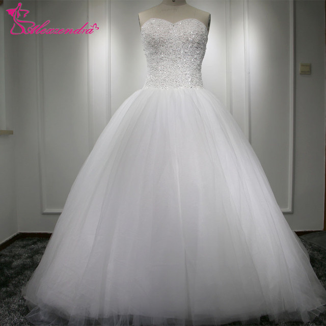 Fotos reales Rebordear Blusa Princesa Bling Cristales de Lujo ...