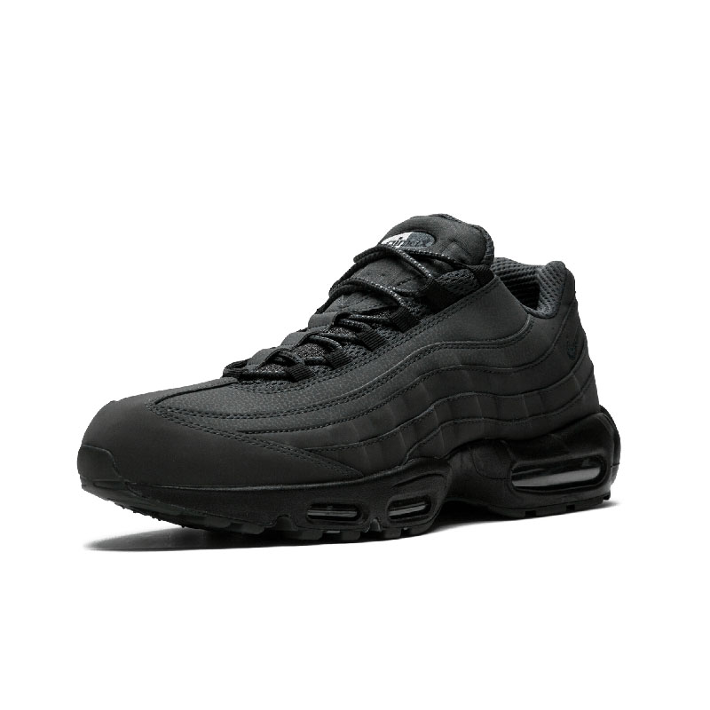 differently 04a94 66d9b Original New Arrival Authentic Nike Air Max 95 Essential Men s Running  Shoes Sport Outdoor Sneakers Good Quality 749766 009-in Running Shoes from  Sports ...