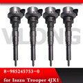 Common Rail Инжектор 8-98245753-0 8971925963 для Isuzu Trooper 4JX1 3.0L двигатель 8982457530