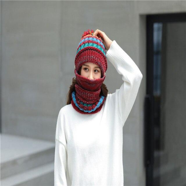 Nueva gorra de Invierno para mujer 6900e1f027e