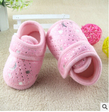 2015 New Lovely Baby Boy Girl Child Toddlers Soft Sole Candy Colors  Toddler Shoes
