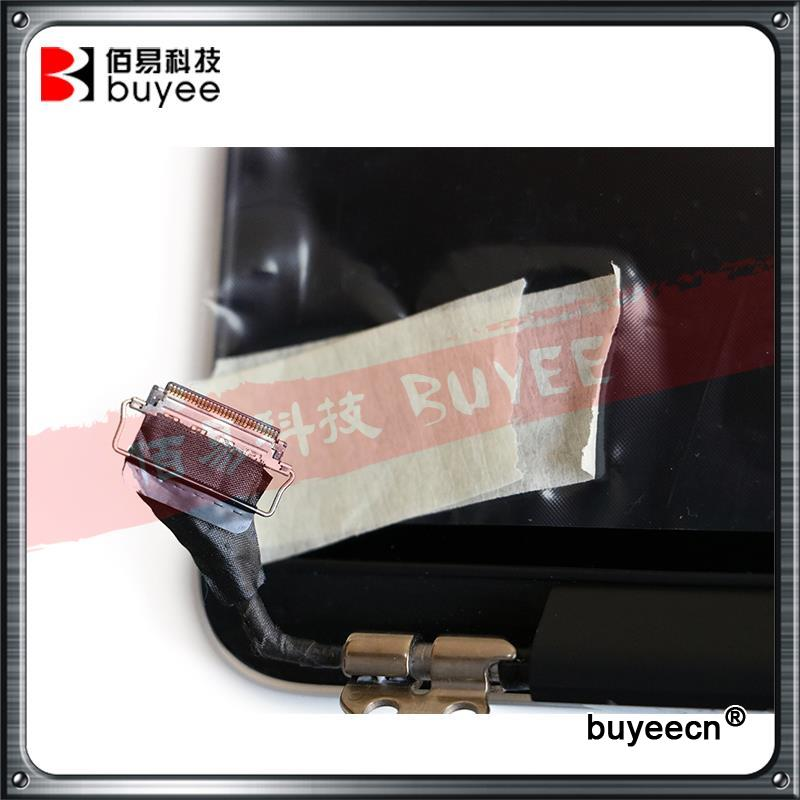 NEW Genuine A1502 LCD Screen Assembly For Macbook Pro Retina Early 2015 A1502 full lcd Display MF839 MF840 M841 661 02360-in Laptop LCD Screen from Computer & Office    2