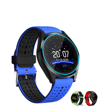 Bluetooth Smart Watch Smartwatch V10 with Camera Pedometer Health Sport Wearable Devices Men Women Smartwatch For Android IOS