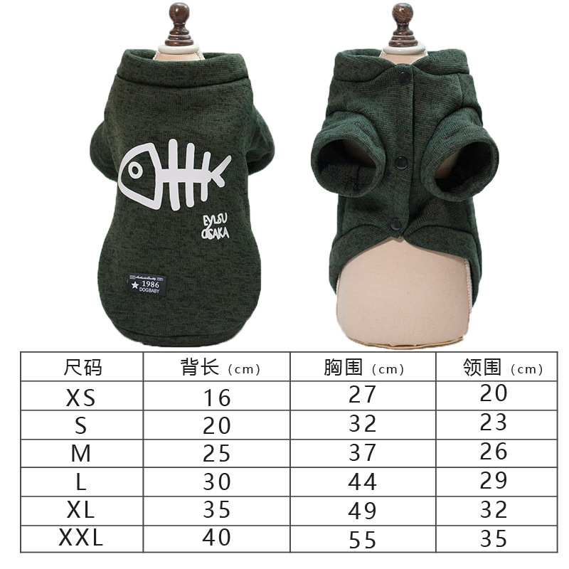 Winter pet coat clothes for dogs Winter clothing Warm Dog clothes for small dogs Christmas big dog coat Winter clothes chihuahua in Dog Coats Jackets from Home Garden