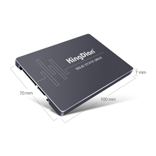 KingDian Factory wholesale  S200 60 S280 120/240/480GB SSD 2.5 SATA3  Internal SSD for Laptop Desktop