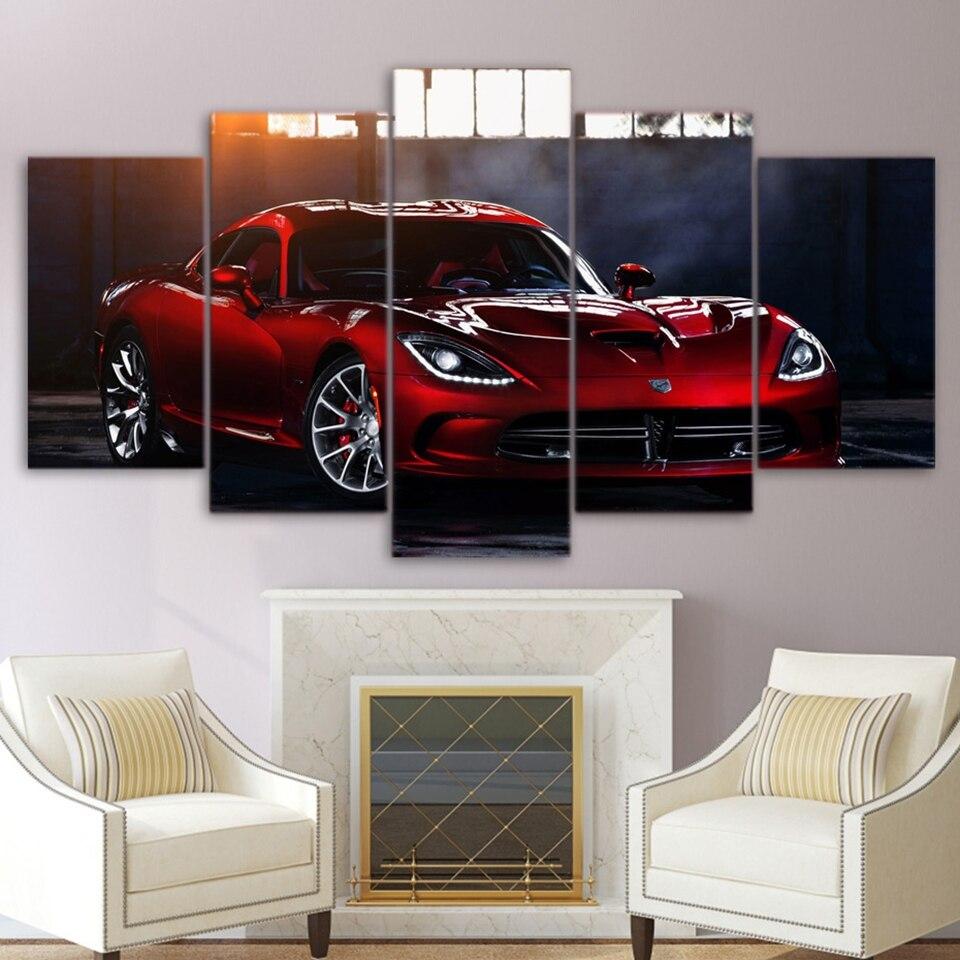 ⊰Decoración para el hogar carteles enmarcados HD impreso lienzo ...