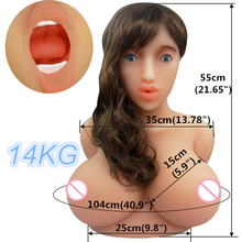 2017 Promotion Adult Sex Doll Head Sale Huge Boobs Masturbation Sexdoll Japanese Lifelike Silicone Real Realistic Dolls For Men