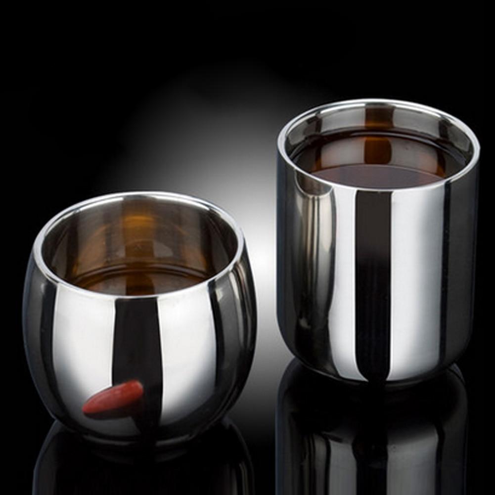 online buy wholesale modern coffee mugs from china modern coffee  - ml  ml coffee mugs double layer tea wine mug scaldproof tea mugstainless