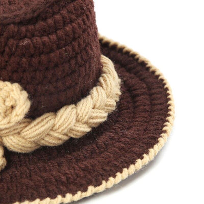 Asombroso Patrón De Sombrero De Vaquero Punto Bebé Bandera - Manta ...
