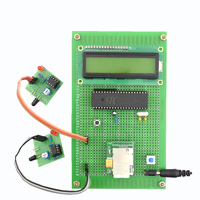 51 СКМ системы управления парковкой дизайн вид парковочных мест через SMS электронного обучения комплект
