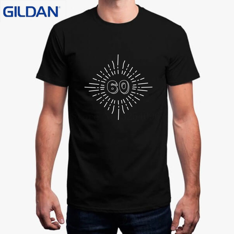 t shirt print camisetas transfer 60 birthday t shirt. Black Bedroom Furniture Sets. Home Design Ideas