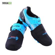 Wosawe Велоспорт обуви носком зимняя спортивная одежда bike