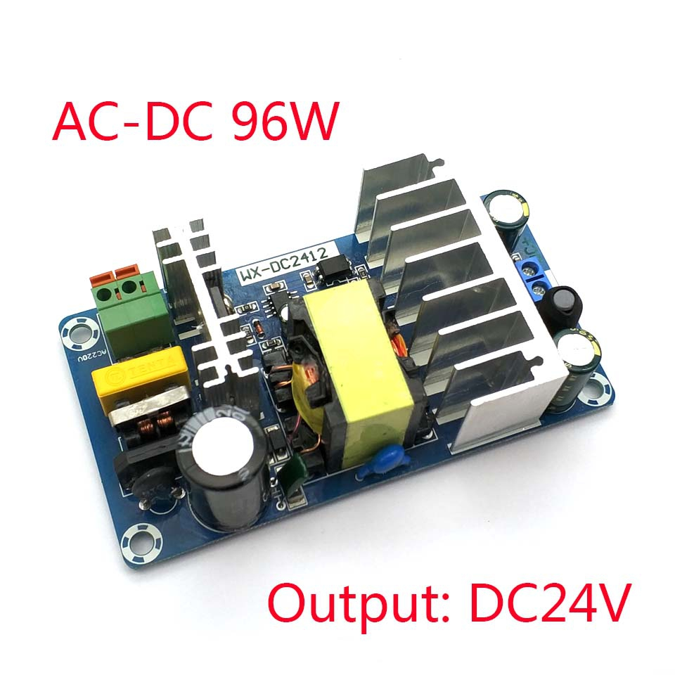 Ac Dc 12v 5a Switching Power Supply Circuit Module 5000ma Original To 100 240v 24v 4a 6a