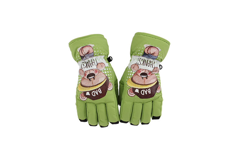 Hot Sale Top Ski Gloves Baby Clothing Snowboard Gloves Winter Gloves Children Waterproof Snow Gloves For Skiing Luvas De Invern