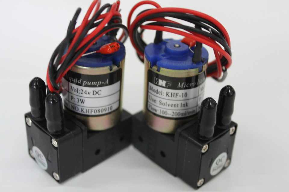 Kecil Ink Pump untuk Infiniti Kristal Phaeton Icontek Printer