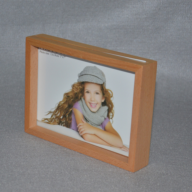 Solid Wood & Acrylic Photo Box Frames For 2016 Christmas Gift WP012 ...