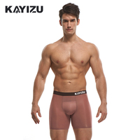 KAYIZU Brand Men S Underwear Boxers Plus Size Underwear Male Comfortable Shorts Men Panties Underpants Boxer