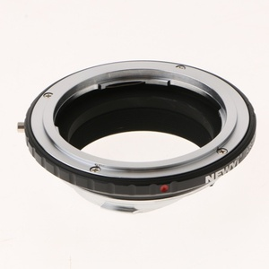 Image 2 - NEWYI AR to LM Adapter for Konica AR Lens to Leica M Mount Camera TECHART LM EA7 camera Lens Converter Adapter Ring