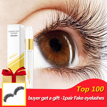 EFERO Eyelash Growth Serum Natural Longer Eye Lashes Extensions Essence Treatment Nutritious Eyelashes Mascara Thicker