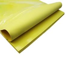 נייר תרמית העברת המעגלים PCB 50 יח\חבילה 600 גרם, גודל נייר A4 העברת במלאי