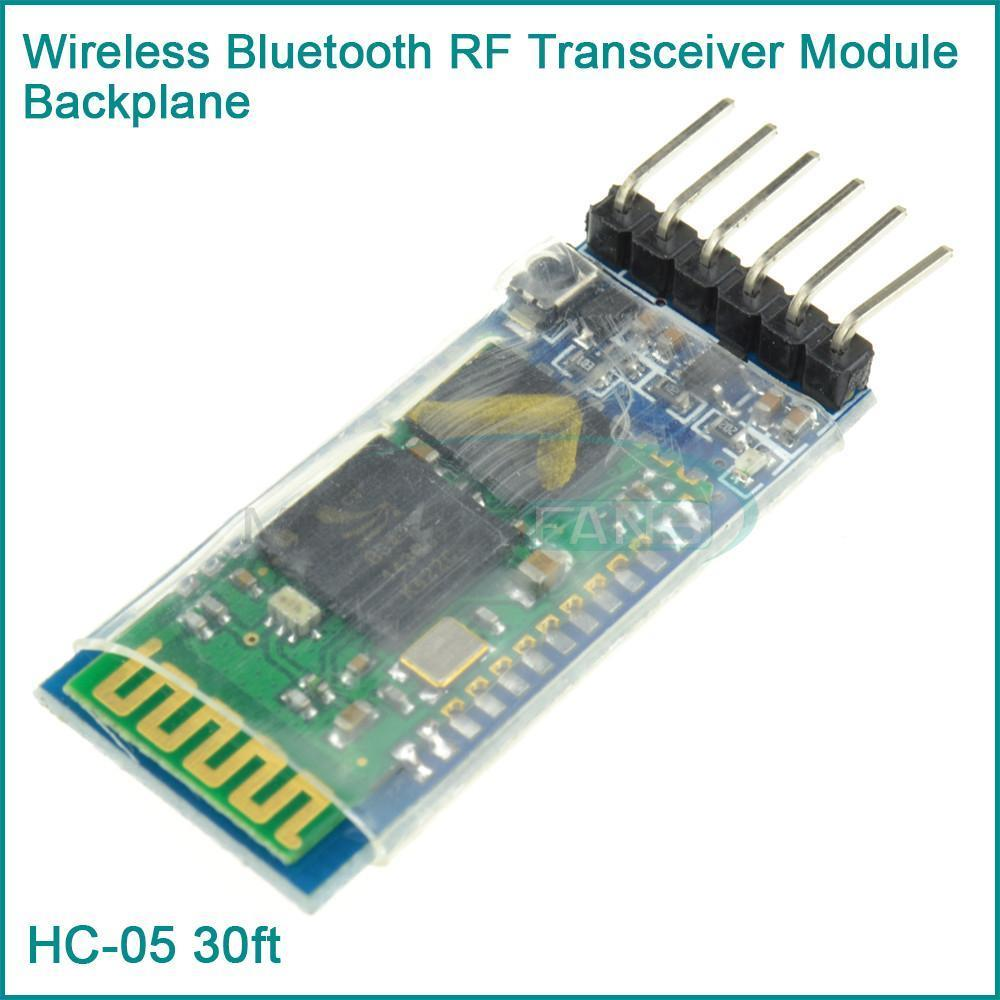 Aliexpress Com Buy Warriorsarrow Bluetooth Module: Aliexpress.com : Buy Wireless Serial 6 Pin Bluetooth RF