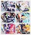 8 unids/set Hitman Reborn TouHou Project Fate stay night Yuujinchou EXO K cartel anime lote carteles de pared 42 x 29 cm envío gratis