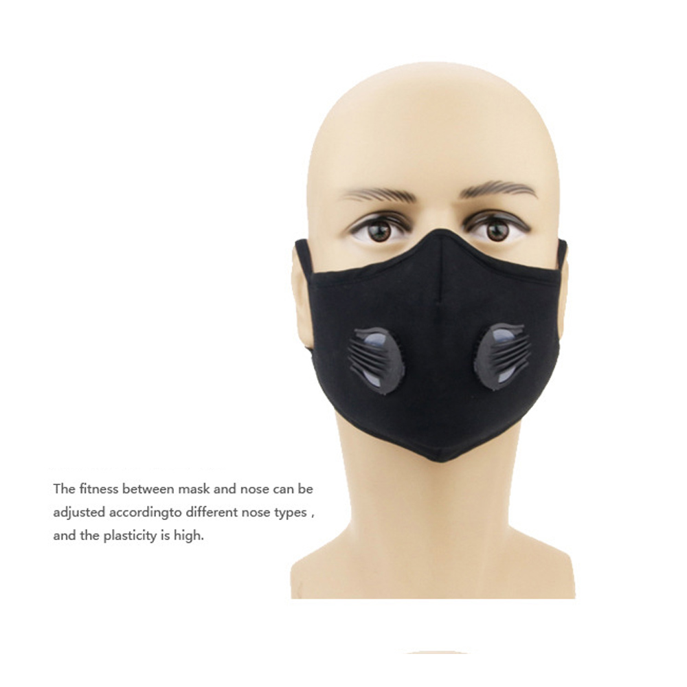 Masks 30pcs Pm2.5 Anti Haze High Quality Child Mask Breath Valve Anti-dust Mouth Mask Activated Carbon Filter Respirator Mouth-muffle Highly Polished Personal Health Care
