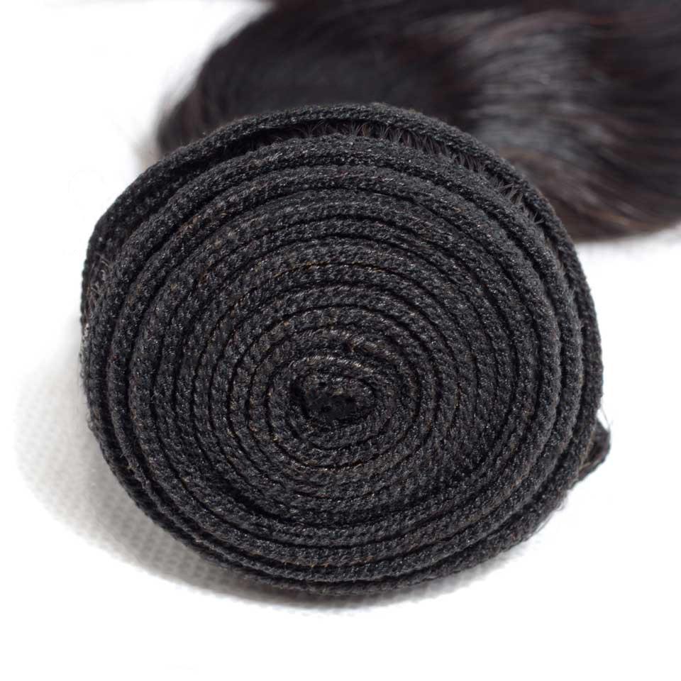 Yyong Hair 4 Bundles  Body Wave     Hair  Bundles 4 PCS 8-30 Inch Tissage péruvien 4