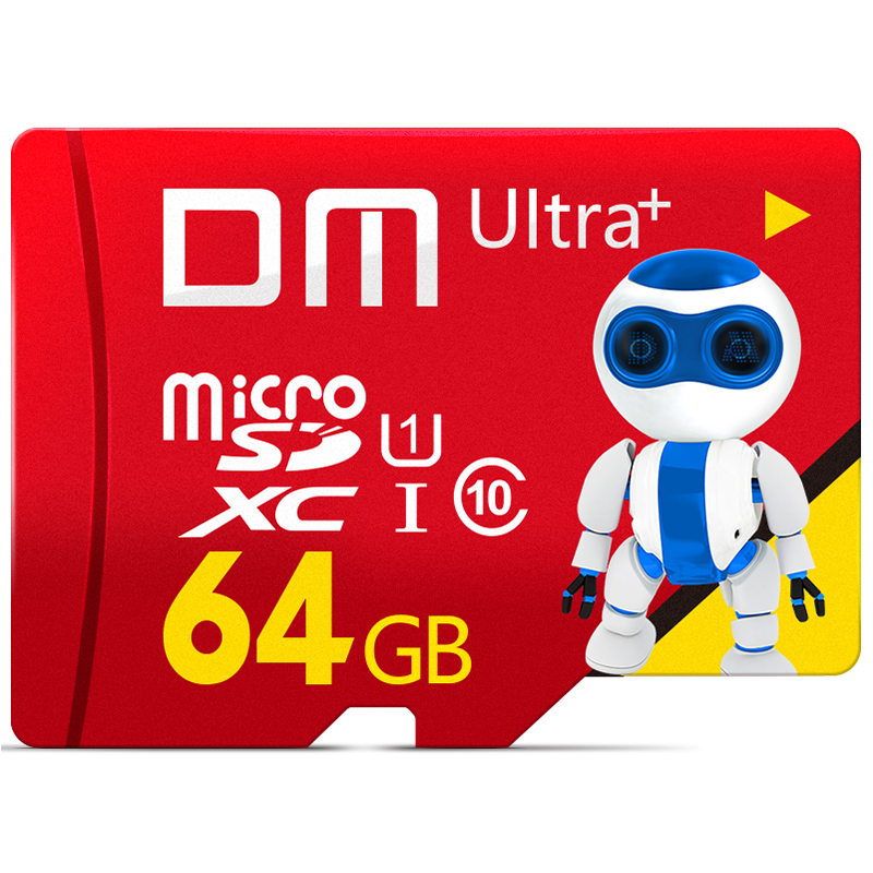 DM Ultra micro SD card microSDHC 8GB 16GB 32GB 64GB 128GB Memory Card TF Card нож с фиксированным клинком dobermann iii plain edge page 6