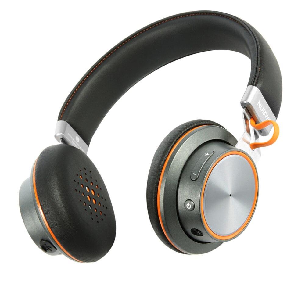 Fashion Xiberia Nubwo Brand Bluetooth 4.1 Headphone Deep Bass Wireless HiFi Stereo Headset With Mic For Laptop iPhone Cell Phone
