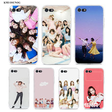 Transparent Soft Silicone Phone Case Twice Mina Momo Kpop for iPhone XS X XR Max 8 7 6 6S Plus 5 5S SE стоимость