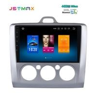 Android 8,0 9 радио автомобиль Ford Focus 2 Multimedia 2002 2003 2004 2005 2006 2007 2008 поддержка Navi GPS головное устройство 4 г 32 г 1080 P