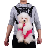 Carrying Bags For Dogs Outdoor Travel Pet Carrier With Buttons For Puppy Dogs Carrying For Animals