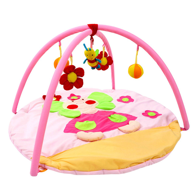 Tapetes de Jogo Do Bebê educacional Para 0-12 Meses Infantil 95x95x50 cm Crianças Tapete Esteiras do Enigma para o Brinquedo Das Crianças Do Tapete