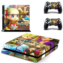 PS4 Skin Sticker – Dragon Quest Builders 2