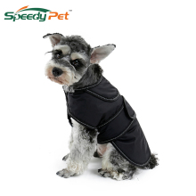 Detachable Dual-use Dog Jacket Pet Winter Coat Warm Vest For All Dogs Waterproof Windproof With Reflective Strip Seasons