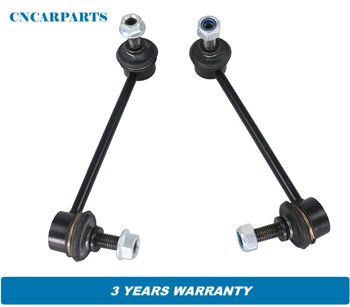 2PCS Pair Stabilizer Link kit sway bar Drop links Set for Mazda 6,GJ6A34170A