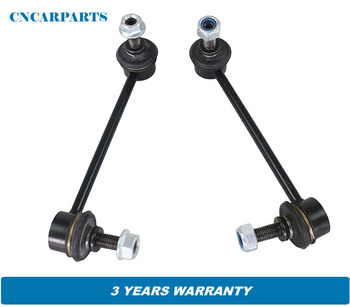2PCS Pair Stabilizer Link kit sway bar Drop links Set for Mazda 6,GJ6A34170A - sale item Auto Replacement Parts