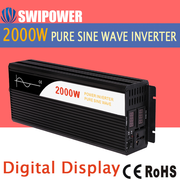 power inverter 2000W pure sine wave free customs taxes high quality 48 v li ion battery pack with 2a charger and 20a bms for 48v 15ah 700w lithium battery pack