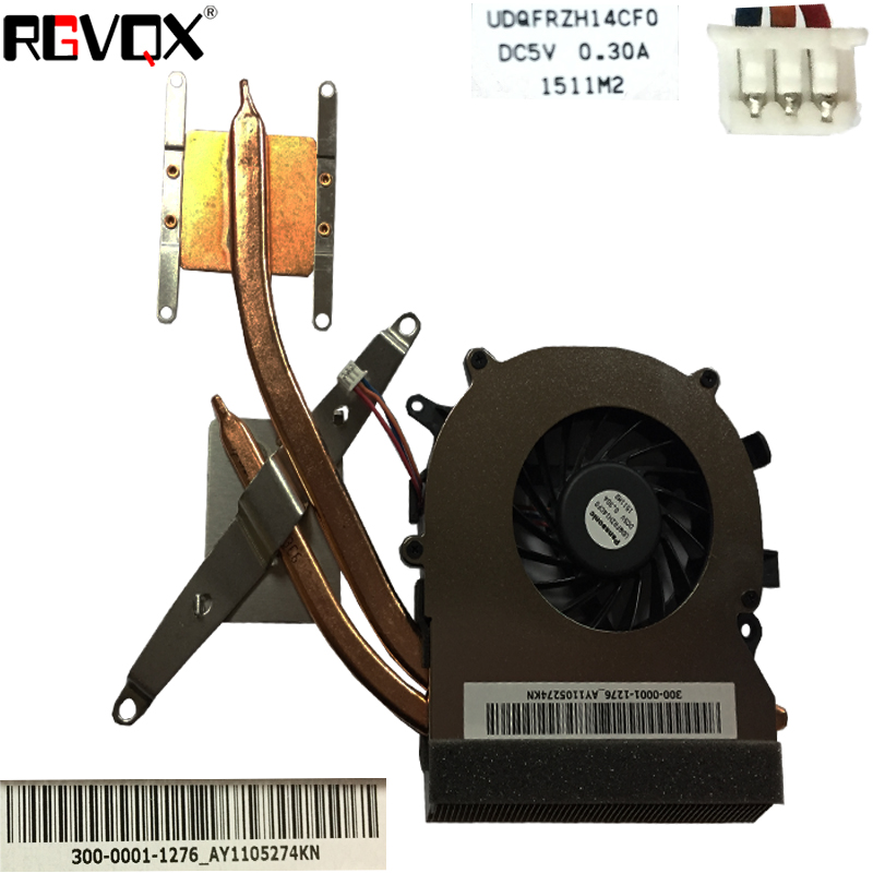 New Laptop Cooling Fan For SONY EA EB VPC-EA VPC-EB VPCEB VPCEA Heatsink PN:udqfrzh14cf0 Cooler/Radiator Replacement Repair