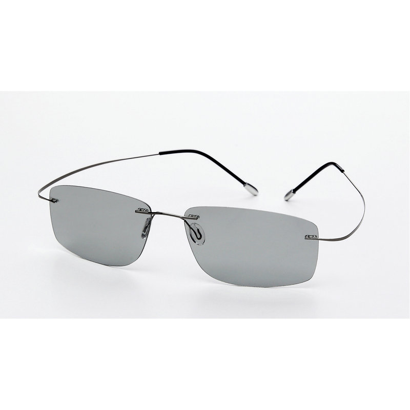 Photochromic Sunglasses Men Women Titanium Polarized Sun
