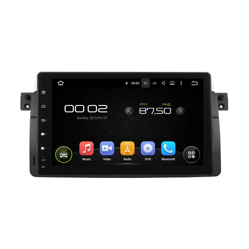 Android 8.0 octa core 4GB RAM car dvd player for BMW E46 M3 1998-2005 ips touch screen head units tape recorder radio gps