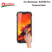 ocolor For Blackview Bv9700 Pro Tempered Glass Ultra-Thin Front Glass Screen Protector For Blackview Bv9700 Pro Tempered Film(China)