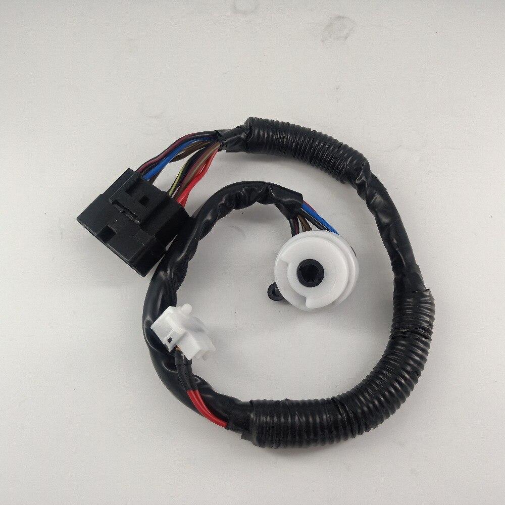 Ignition Switch Pigtail LandCruiser 70 Series HZJ75 HZJ78 HZJ79 OEM 84450-60261(China)