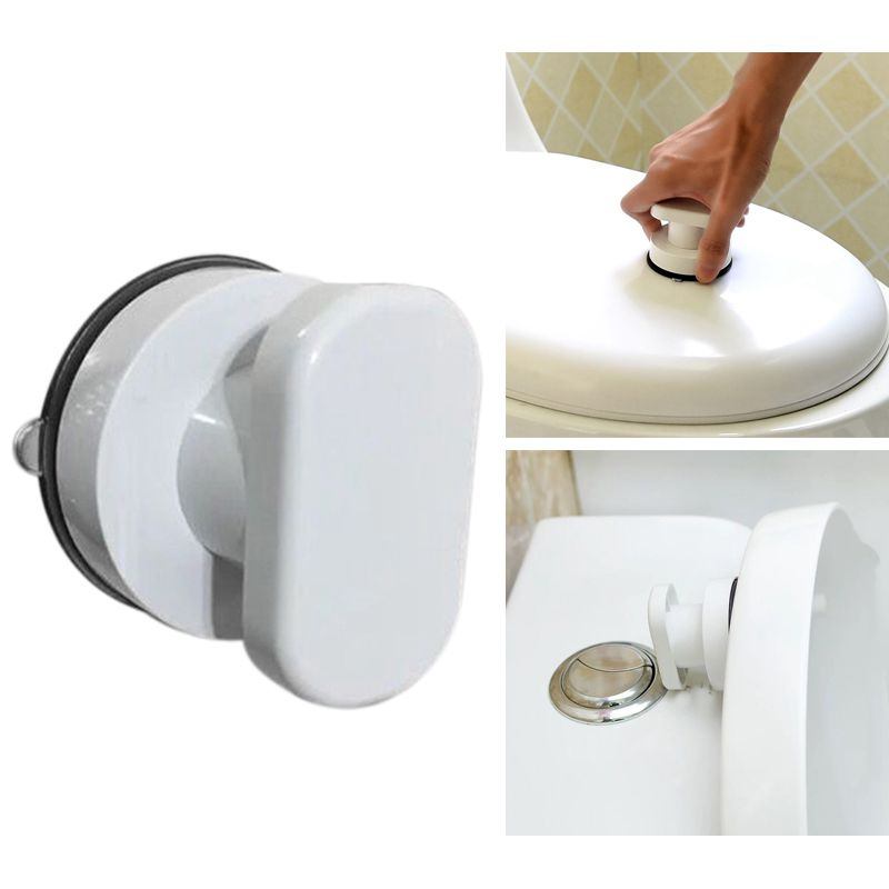 Bathroom Suction Cup Handle Grab Bar Door Fridge Drawer for Shower ...