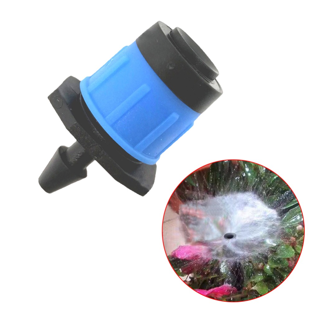 20 pcs Adjustable All-round Scattering Yongquan Sprinklers 360 Degrees Watering Dripper Home Garden Agriculture Irrigation Tool 360 degrees