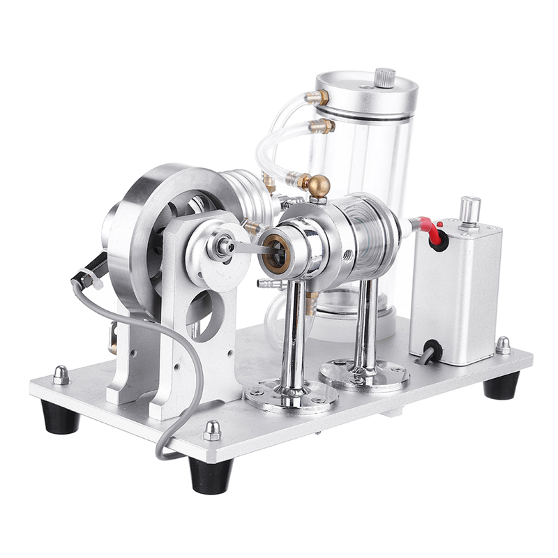 CAULE Hit & Perder Gás Do Óleo Do Motor de Combustão Do Motor Versão Modificada Do Projeto DIY Modelo de Motor para RC Brinquedos de Controle Remoto peça de reposição