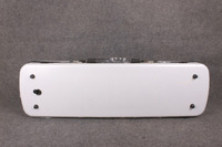 one white new Carbon fiber violin case 4/4 size